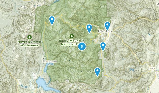 Rocky Mtn. Map