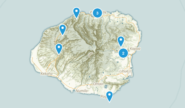 Kauai 2017 Map