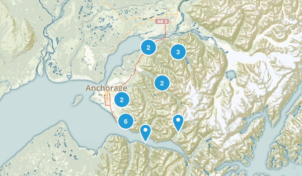 Anchorage Map