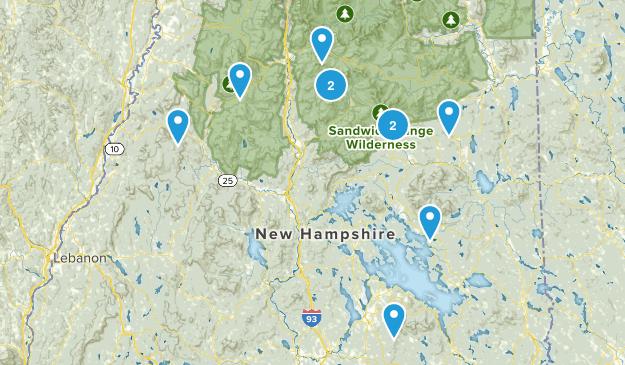 5-10 miles Map