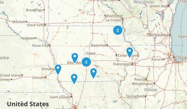 New Adventures! Map