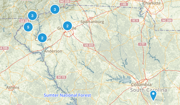 Nearby SC Map