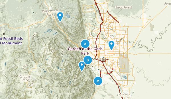Colorado Springs Possibilities Map