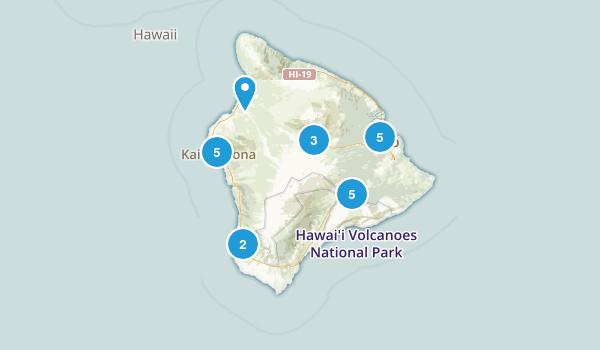 Big Island TD Map