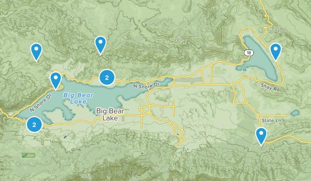 Big Bear Map