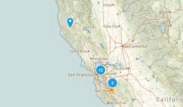 To Do: Bay Area Map