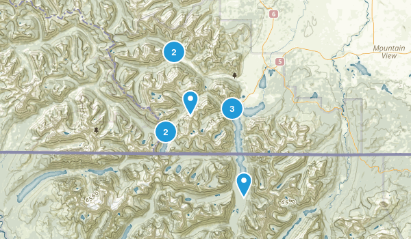 waterton Map