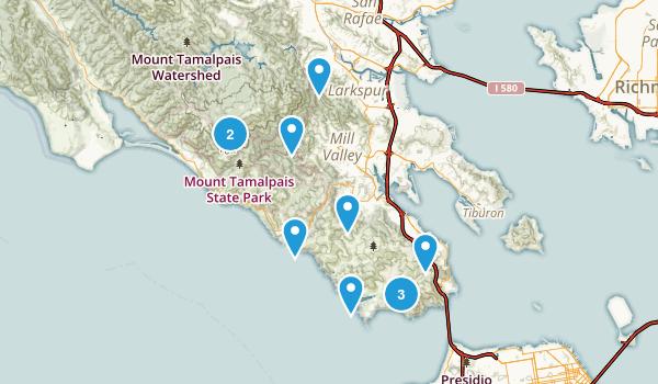 Marin Map
