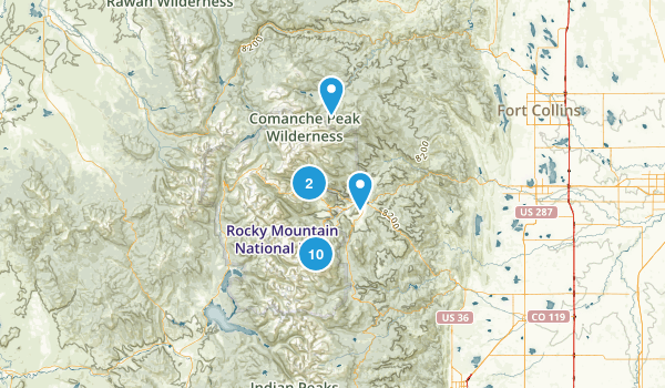 DenverTravel1 Map