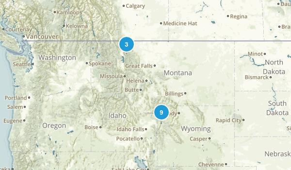 Yellow/GTNP/GNP Map