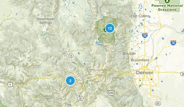 rocky mount NPS Map