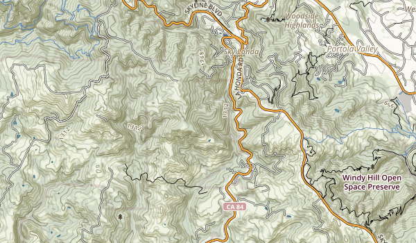 Next Hikes Map