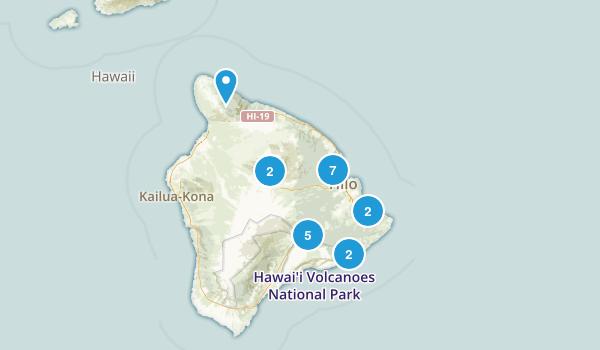 big island to do Map