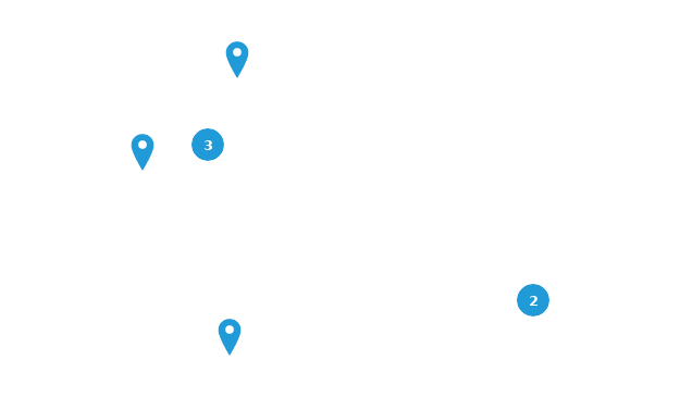 Wish list Map