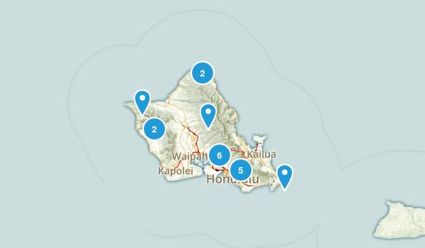 6-8 miles Map