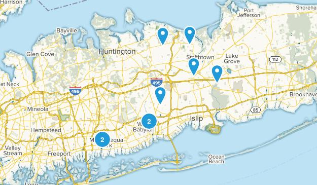 Summer 2017 Map
