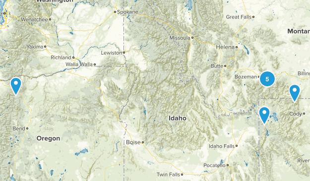 montana 2017 Map