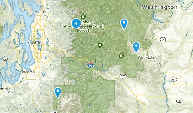 2017 WA Map