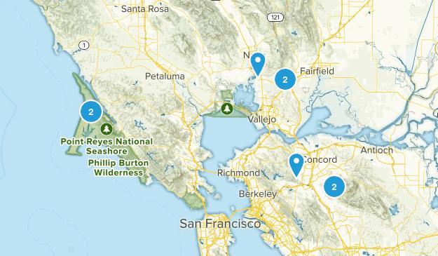Bike Trails Map