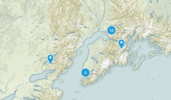 alaska 2017 Map