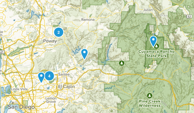 SanDiego_July2017 Map