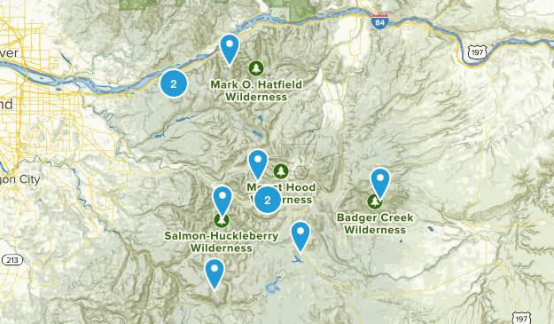 portland excursions Map