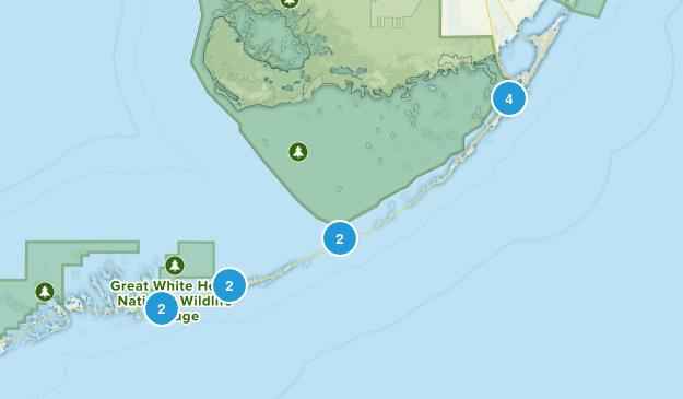 FL Keys Map