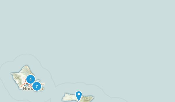 Oahu 2017 Map
