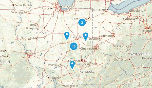 Weeked Long Runs Map