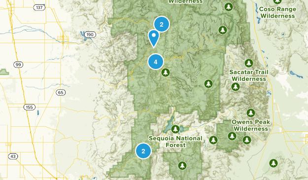 Kernville Map