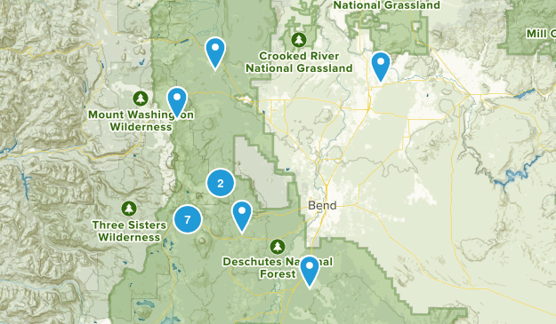 Bend Map