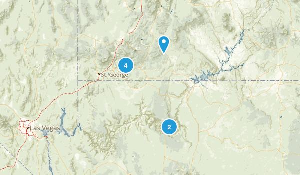 Utah to do Map