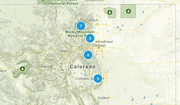Colorado Trip 2017 Map
