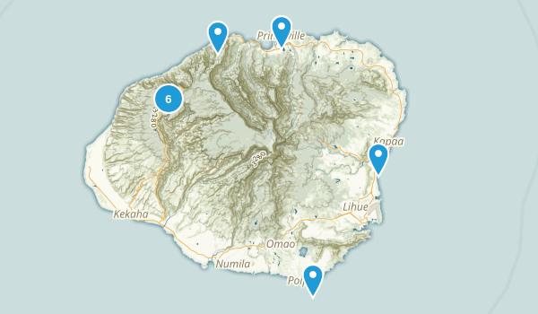 Kauai Love Map