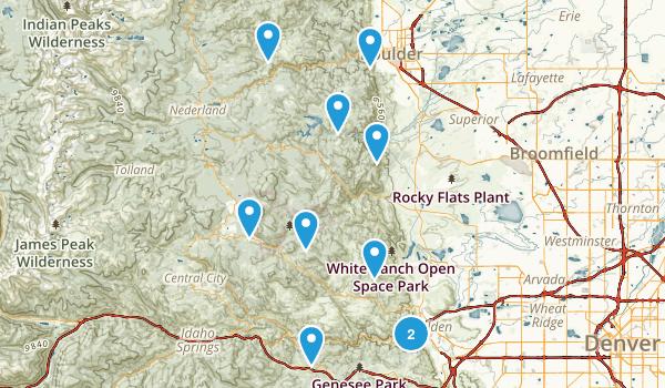 Denver 2017 Map