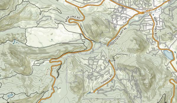 RMNP Map