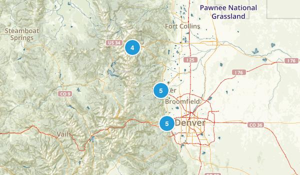 Colorado Map