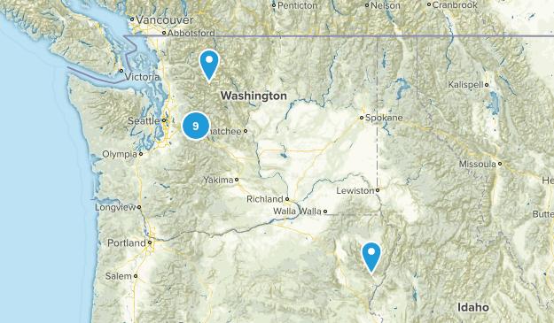 Lake Trails Map