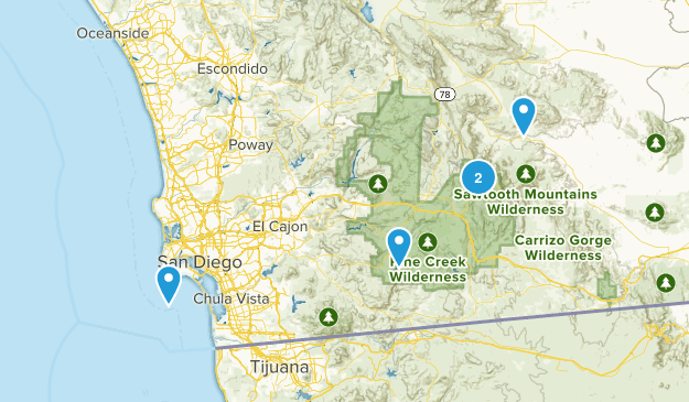 Melissa Recommendations  Map