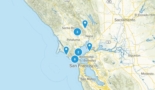 North Bay Area ToDo Map