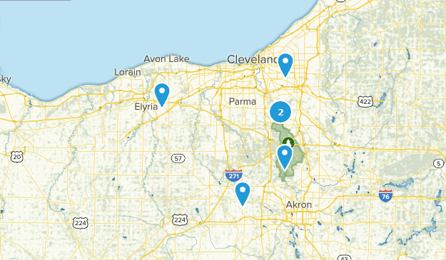 30 min drive Map