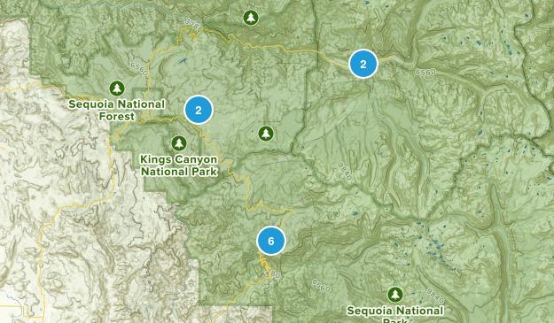 Sequoia 6/2018 Map