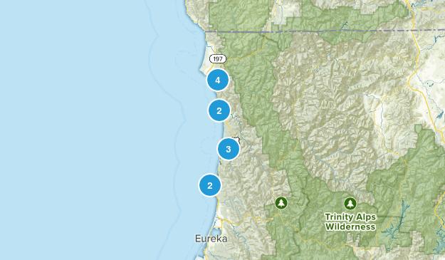 camping trip 2018 Map