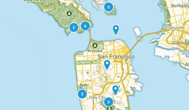 pos. reachable via SFMTA Map