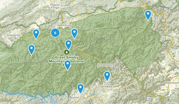 Gatlinburg 2019 Map