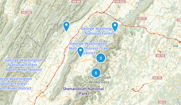 Potential Runs Map