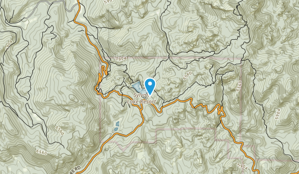 S|ylvan <1 hour Map