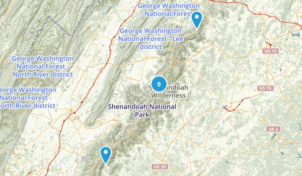 VA TRIP Map