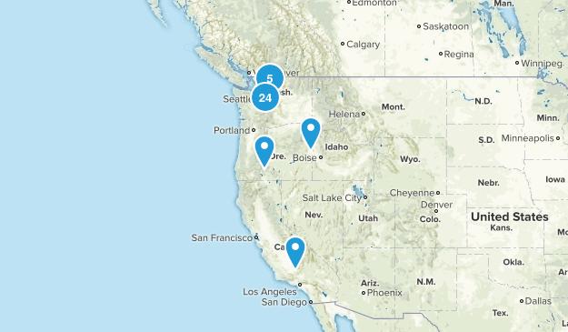 3 night trips Map
