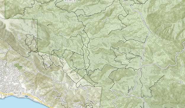 To Hike Map